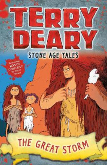Stone Age Tales: The Great Storm av Terry Deary (Heftet)