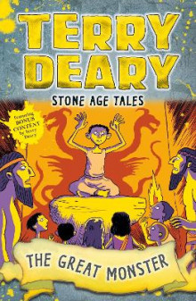 Stone Age Tales: The Great Monster av Terry Deary (Heftet)