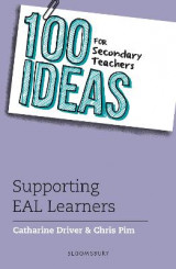 Omslag - 100 Ideas for Secondary Teachers: Supporting EAL Learners
