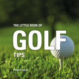 Omslag - The Little Book of Golf Tips