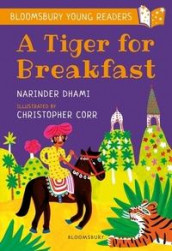 A Tiger for Breakfast: A Bloomsbury Young Reader av Narinder Dhami (Heftet)