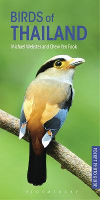 Birds of Thailand av Michael Webster (Heftet)