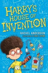 Omslag - Harry's House of Invention: A Bloomsbury Reader