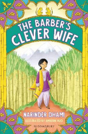 The Barber's Clever Wife: A Bloomsbury Reader av Narinder Dhami (Heftet)