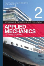 Reeds Vol 2: Applied Mechanics for Marine Engineers av Paul Anthony Russell (Heftet)