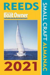 Omslag - Reeds PBO Small Craft Almanac 2021