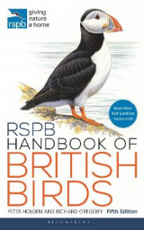 Omslag - RSPB Handbook of British Birds