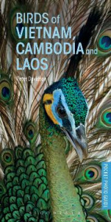 Omslag - Birds of Vietnam, Cambodia and Laos