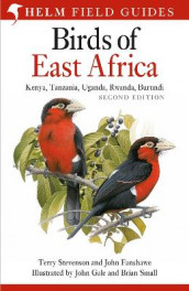 Field Guide to the Birds of East Africa av John Fanshawe og Terry Stevenson (Innbundet)