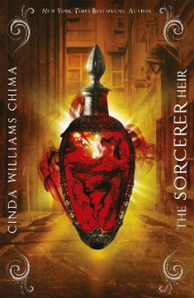The Sorcerer Heir av Cinda Williams Chima (Heftet)