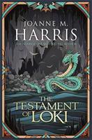 The Testament of Loki av Joanne M. Harris (Heftet)