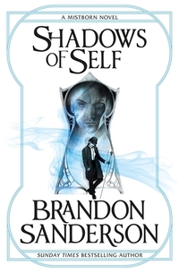 Shadows of self av Brandon Sanderson (Heftet)
