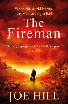 The fireman av Joe Hill (Heftet)