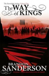 The way of kings av Brandon Sanderson (Heftet)