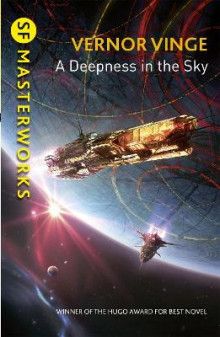A Deepness in the Sky av Vernor Vinge (Heftet)