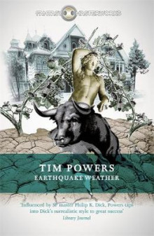 Earthquake Weather av Tim Powers (Heftet)