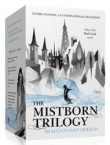 Omslag - Mistborn Trilogy Boxed Set