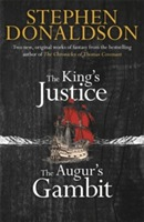 The King's Justice and The Augur's Gambit av Stephen Donaldson (Heftet)
