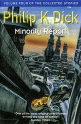 Omslag - Minority Report