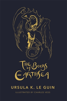 The Books of Earthsea: The Complete Illustrated Edition av Ursula K. Le Guin (Innbundet)