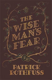 The Wise Man's Fear av Patrick Rothfuss (Innbundet)