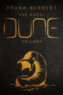 The Great Dune Trilogy av Frank Herbert (Innbundet)