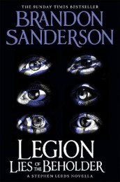 Legion: Lies of the Beholder av Brandon Sanderson (Innbundet)