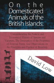 On the Domesticated Animals of the British Islands av David Low (Heftet)