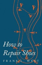 Omslag - How to Repair Shoes