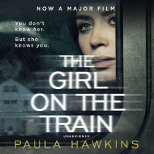 The Girl on the Train av Paula Hawkins (Lydbok-CD)