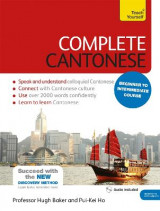 Omslag - Complete Cantonese Beginner to Intermediate Book and Audio Course