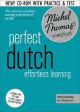 Omslag - Perfect Dutch Intermediate Course: Learn Dutch with the Michel Thomas Method
