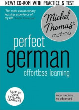 Omslag - Perfect German Intermediate Course: Learn German with the Michel Thomas Method
