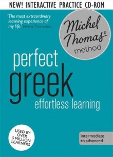 Perfect Greek Intermediate Course: Learn Greek with the Michel Thomas Method av Hara Garoufalia-Middle og Howard Middle (Lydbok-CD)