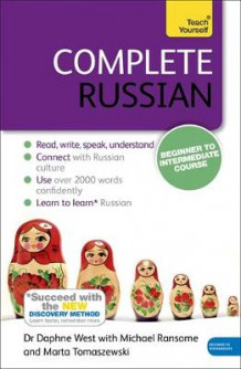 Complete Russian Beginner to Intermediate Course av Daphne West (Heftet)