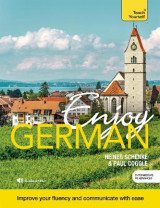 Omslag - Enjoy German Intermediate to Upper Intermediate Course