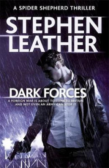 Dark Forces av Stephen Leather (Innbundet)