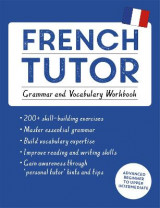 Omslag - French Tutor: Grammar and Vocabulary Workbook (Learn French with Teach Yourself)