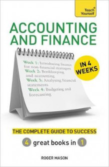 Accounting & Finance in 4 Weeks av Roger Mason (Heftet)