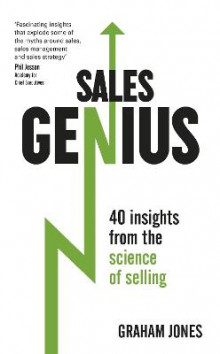 Sales Genius av Graham Jones (Heftet)
