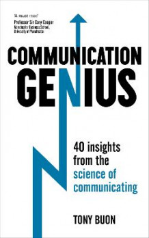 Communication Genius av Tony Buon (Heftet)