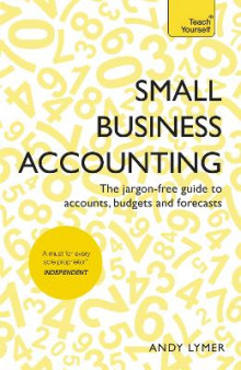 Small Business Accounting: Teach Yourself av Andy Lymer (Heftet)