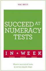 Omslag - Succeed At Numeracy Tests In A Week