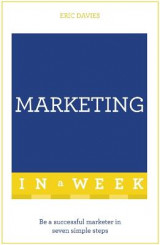 Omslag - Marketing in a Week