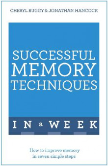 Successful Memory Techniques in a Week av Jonathan Hancock og Cheryl Buggy (Heftet)