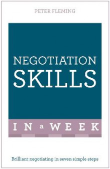 Negotiation Skills In A Week av Peter Fleming (Heftet)
