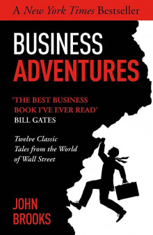 Business Adventures av John Brooks (Heftet)