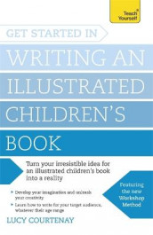 Get Started in Writing an Illustrated Children's Book av Lucy Courtenay (Heftet)