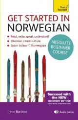 Omslag - Get Started in Norwegian Absolute Beginner Course