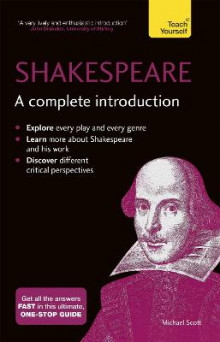 Shakespeare: A Complete Introduction av Michael Scott (Heftet)